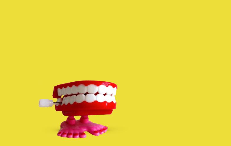 Filosofie voor als je met je mond vol tanden staat