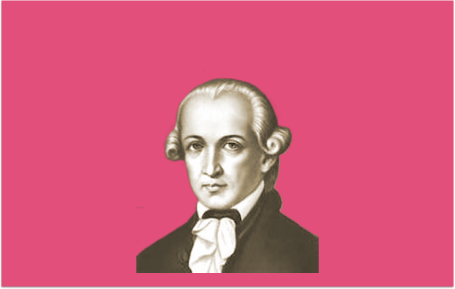 De Filosoof Immanuel Kant