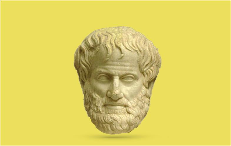 De filosoof Aristoteles